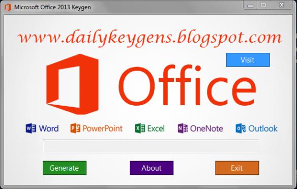 Paid softwares kegens for free software keygen free - Office professional plus 2013 gratuit ...